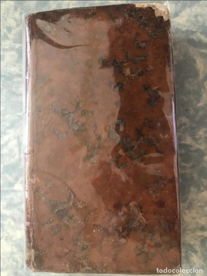 Libros antiguos: Histoire de ladmirable Don Quichote de la Mancha (6 tomos), 1773. M. de Cervantes. Grabados - Foto 18 - 214480975