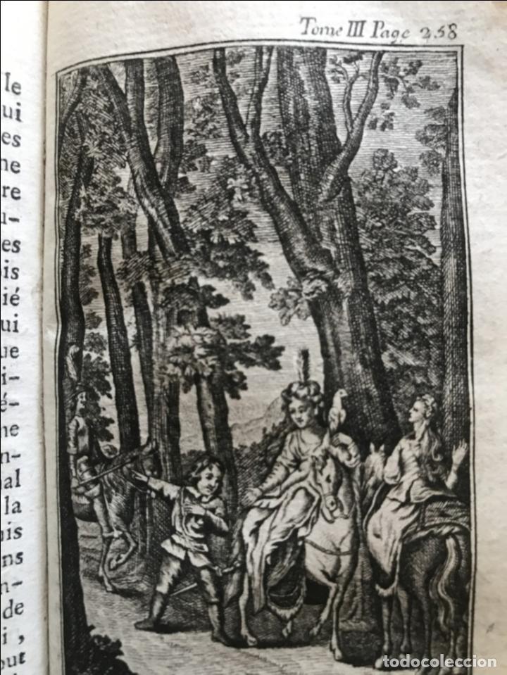 Libros antiguos: Histoire de ladmirable Don Quichote de la Mancha (6 tomos), 1773. M. de Cervantes. Grabados - Foto 42 - 214480975