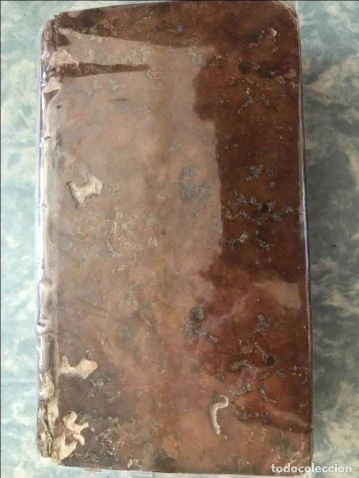 Libros antiguos: Histoire de ladmirable Don Quichote de la Mancha (6 tomos), 1773. M. de Cervantes. Grabados - Foto 48 - 214480975