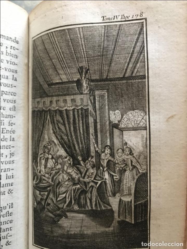 Libros antiguos: Histoire de ladmirable Don Quichote de la Mancha (6 tomos), 1773. M. de Cervantes. Grabados - Foto 65 - 214480975