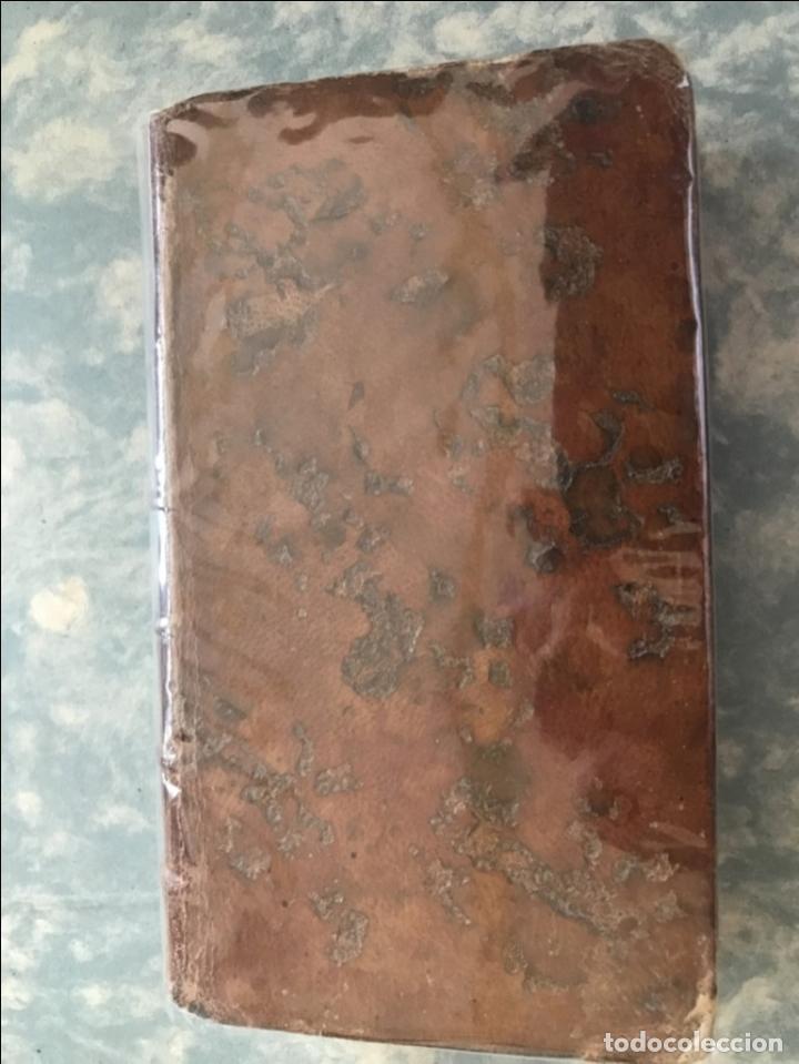 Libros antiguos: Histoire de ladmirable Don Quichote de la Mancha (6 tomos), 1773. M. de Cervantes. Grabados - Foto 71 - 214480975