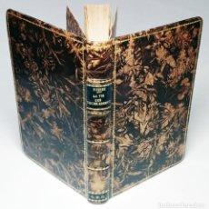 Libros antiguos: LA VIE DES SOEURS BRONTË / PAR EMILIE ET GEORGES ROMIEU. PARIS : LIBRAIRIE GALLIMARD, 1932.. Lote 214484402