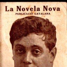 Libros antiguos: JULI VALLMITJANA : COSES VISTES (LA NOVELA NOVA, 1917) CATALÀ. Lote 214496453