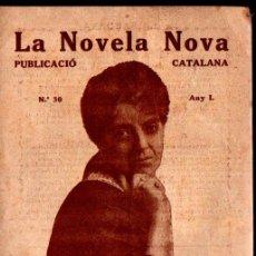 Libros antiguos: CARME KARR : ELS ÍDOLS (LA NOVELA NOVA, 1917) CATALÀ. Lote 214497413