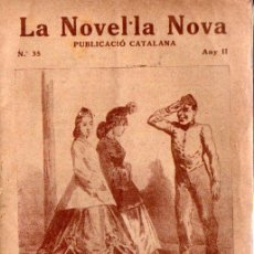 Libros antiguos: HUMORISTES DEL SEGLE XIX (LA NOVEL.LA NOVA, 1918) CATALÁN. Lote 214498573