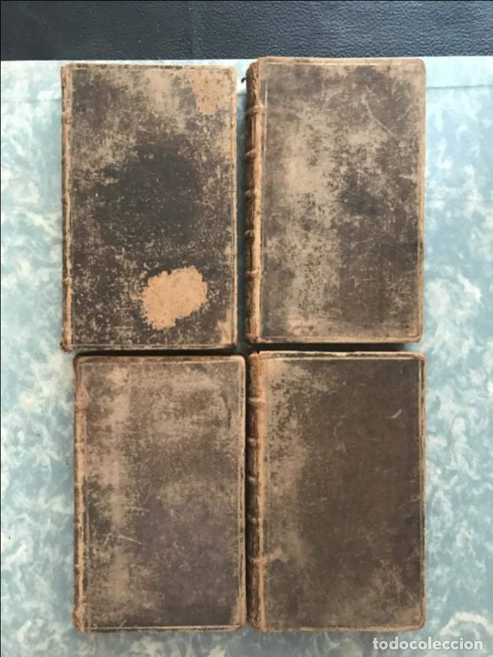 Libros antiguos: The History and Adventures ...Don Quixote, 4 tomos, 1761. Cervantes/Smollett. 28 grabados de Hayman - Foto 2 - 214504323
