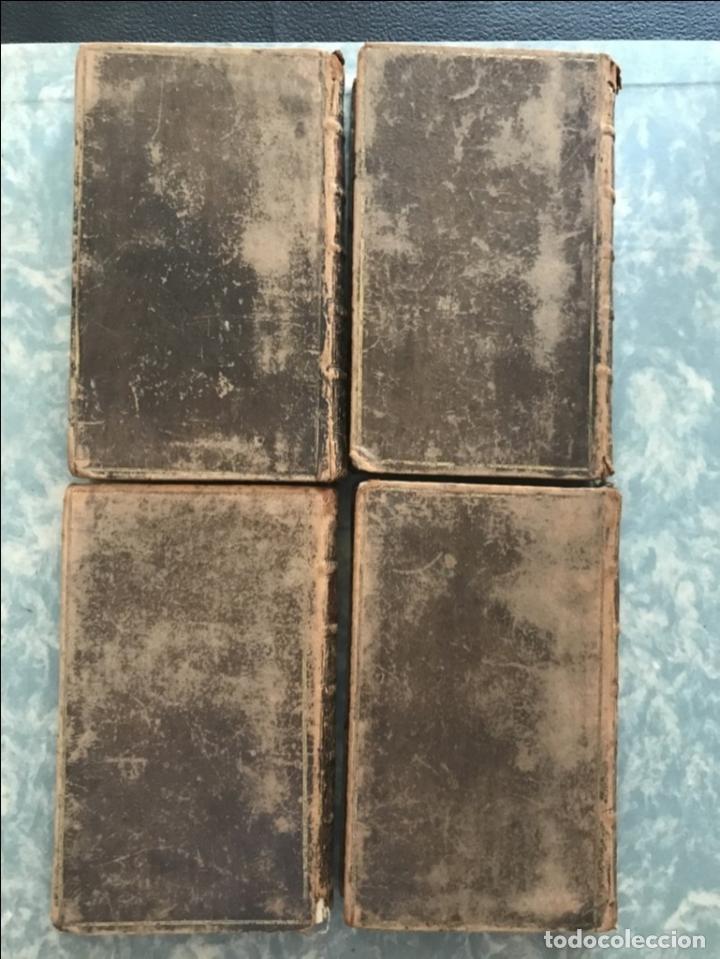 Libros antiguos: The History and Adventures ...Don Quixote, 4 tomos, 1761. Cervantes/Smollett. 28 grabados de Hayman - Foto 3 - 214504323