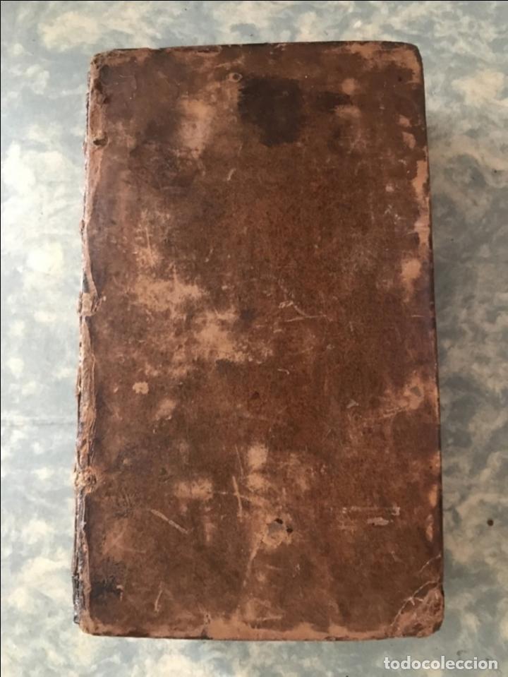 Libros antiguos: VIDA Y HECHOS...DON QUIJOTE DE LA MANCHA, Tomo I, 1719. Cervantes/Verdussen/Boultats - Foto 2 - 214545177