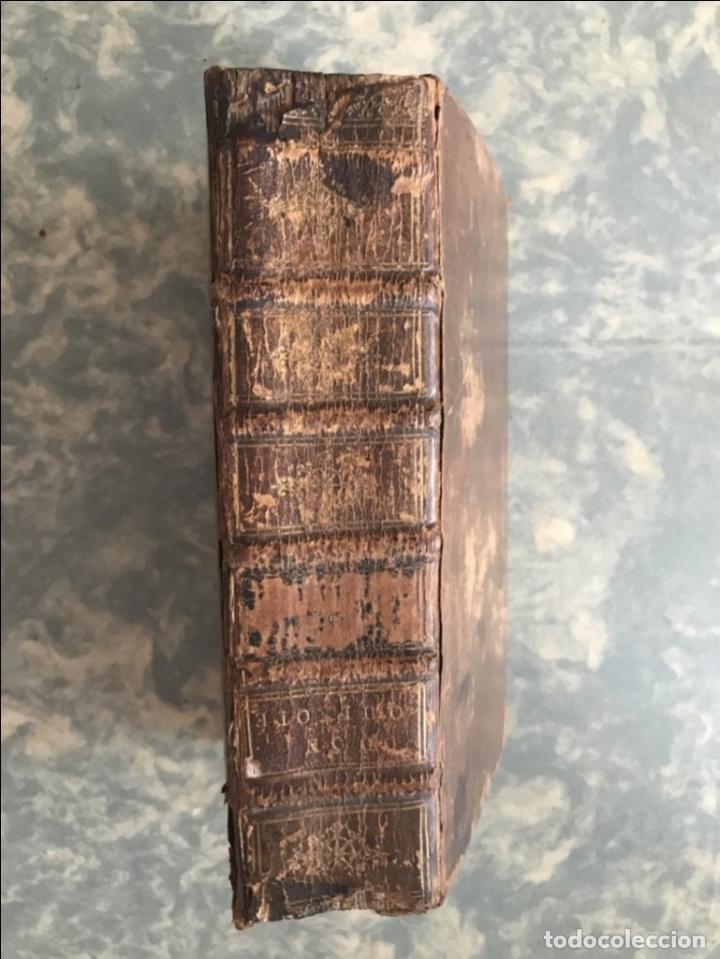 Libros antiguos: VIDA Y HECHOS...DON QUIJOTE DE LA MANCHA, Tomo I, 1719. Cervantes/Verdussen/Boultats - Foto 3 - 214545177