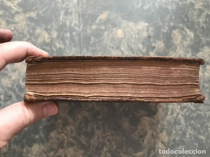 Libros antiguos: VIDA Y HECHOS...DON QUIJOTE DE LA MANCHA, Tomo I, 1719. Cervantes/Verdussen/Boultats - Foto 5 - 214545177