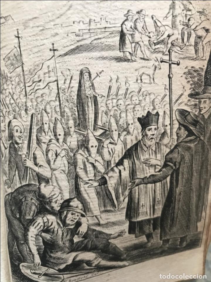 Libros antiguos: VIDA Y HECHOS...DON QUIJOTE DE LA MANCHA, Tomo I, 1719. Cervantes/Verdussen/Boultats - Foto 45 - 214545177