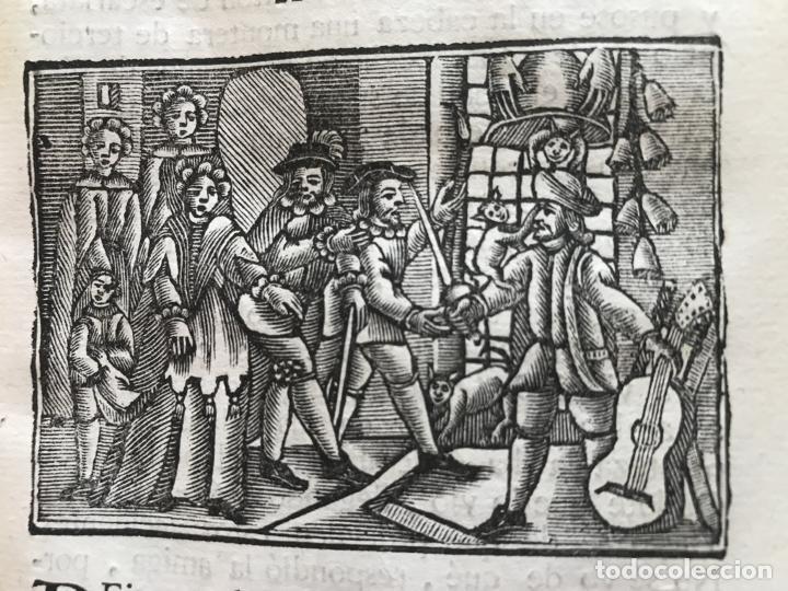 Libros antiguos: Vida y Hechos...don Quijote de la Mancha, tomo 4, 1765. M. de Cervantes/Manuel Martin. Xilografías. - Foto 12 - 214624825