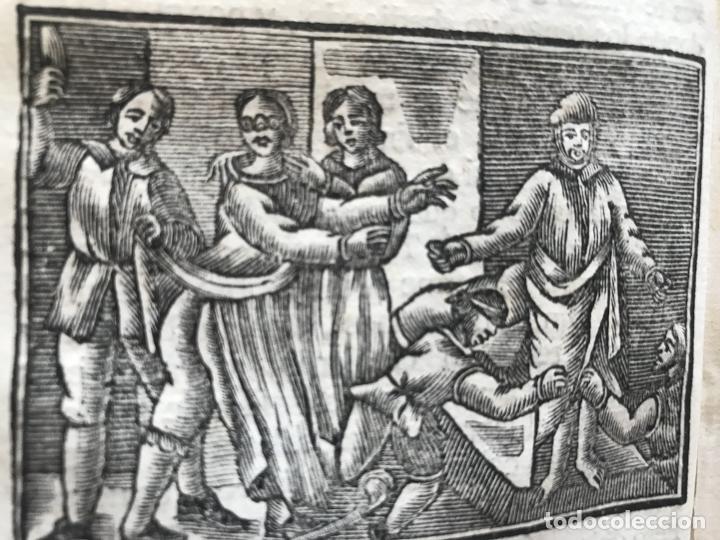 Libros antiguos: Vida y Hechos...don Quijote de la Mancha, tomo 4, 1765. M. de Cervantes/Manuel Martin. Xilografías. - Foto 14 - 214624825
