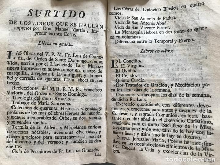 Libros antiguos: Vida y Hechos...don Quijote de la Mancha, tomo 4, 1765. M. de Cervantes/Manuel Martin. Xilografías. - Foto 28 - 214624825