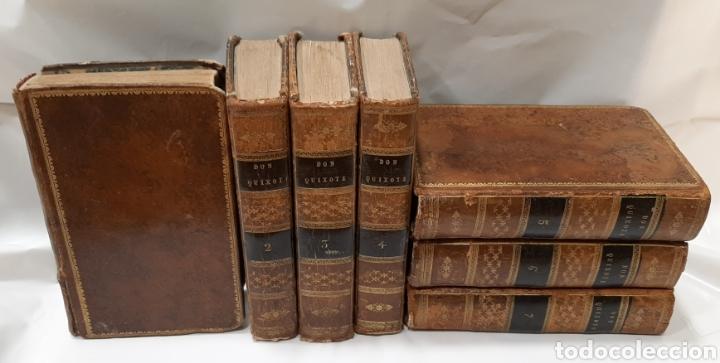 Libros antiguos: EL QUIJOTE, PARÍS Y LONDRES 1814. CERVANTES SAAVEDRA. EL INGENIOSO HIDALGO DON QUIJOTE DE LA MANCHA. - Foto 2 - 214846222