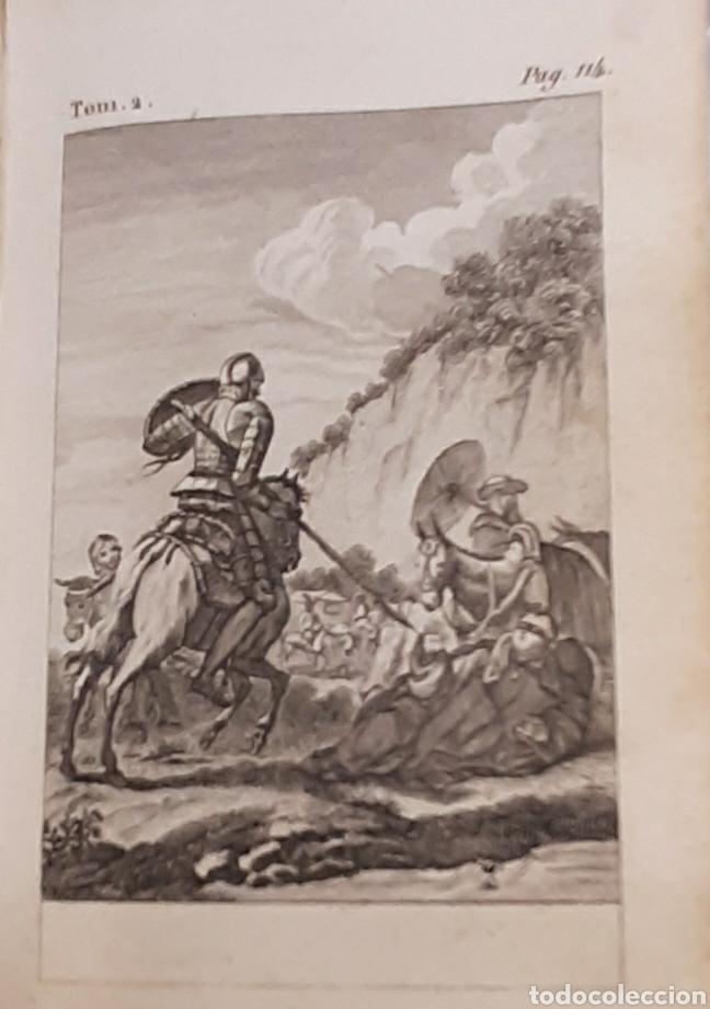 Libros antiguos: EL QUIJOTE, PARÍS Y LONDRES 1814. CERVANTES SAAVEDRA. EL INGENIOSO HIDALGO DON QUIJOTE DE LA MANCHA. - Foto 7 - 214846222
