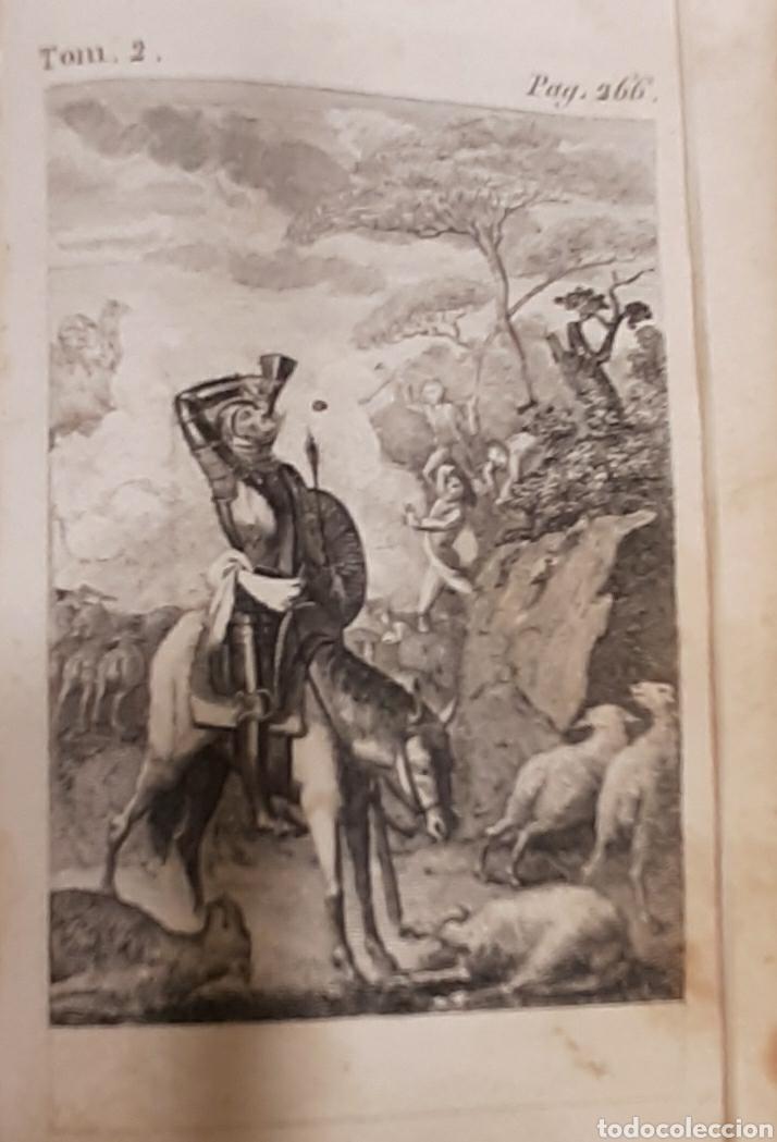 Libros antiguos: EL QUIJOTE, PARÍS Y LONDRES 1814. CERVANTES SAAVEDRA. EL INGENIOSO HIDALGO DON QUIJOTE DE LA MANCHA. - Foto 8 - 214846222