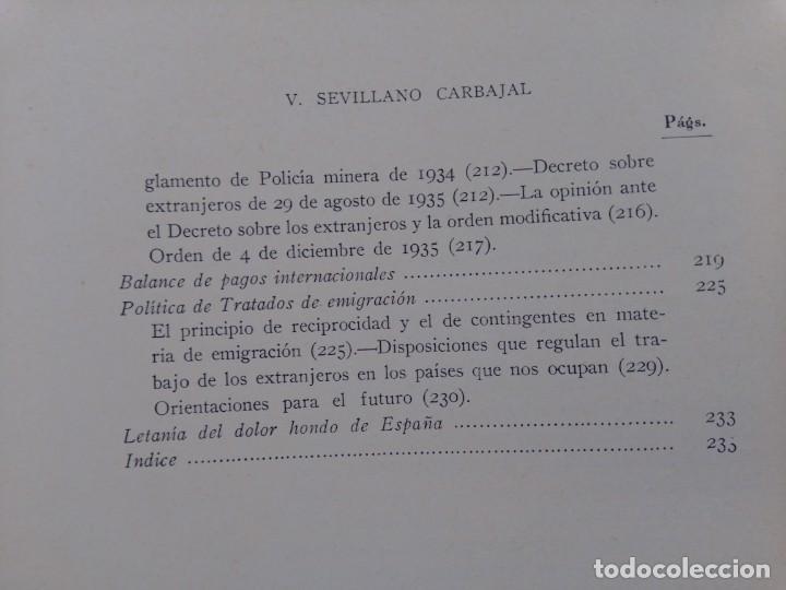 Libros antiguos: La España de quién? Libro editado en 1936 - Foto 9 - 214914725