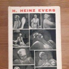 Libros antiguos: LA MANDRÁGORA. H. HEINZ EVERS. MUNDO LATINO 1930.. Lote 214930837