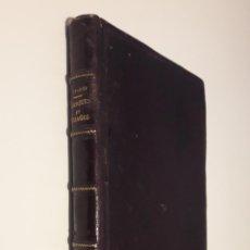 Libros antiguos: MASQUES ET VISAGES, GAVARNI. 1857. EN FRANCES.. Lote 214938728