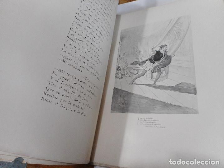 Libros antiguos: JOSÉ ZORRILLA Leyendas de D. José Zorrilla ( 2 Tomos) Q2324T - Foto 4 - 214962483
