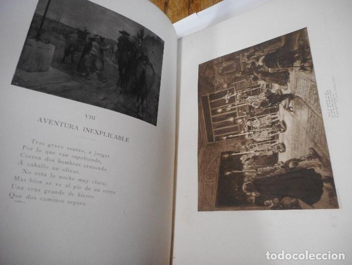 Libros antiguos: JOSÉ ZORRILLA Leyendas de D. José Zorrilla ( 2 Tomos) Q2324T - Foto 7 - 214962483