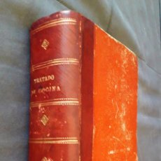 Livres anciens: EL PRACTICÓN, TRATADO COMPLETO DE COCINA - A. MURO 1895. Lote 215069907