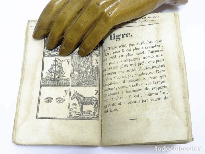 Libros antiguos: Siglos XVII y XVIII - Lote de 8 Libros semi-defectuosos ¡ALGUNAS PIEZAS ÚNICAS! ¡Algunos ilustrados! - Foto 8 - 215428051