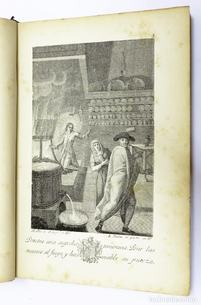 Libros antiguos: Siglos XVII y XVIII - Lote de 8 Libros semi-defectuosos ¡ALGUNAS PIEZAS ÚNICAS! ¡Algunos ilustrados! - Foto 10 - 215428051