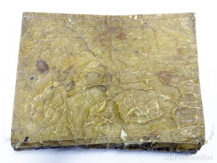 Libros antiguos: Siglos XVII y XVIII - Lote de 8 Libros semi-defectuosos ¡ALGUNAS PIEZAS ÚNICAS! ¡Algunos ilustrados! - Foto 13 - 215428051