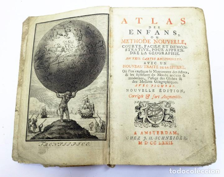 Libros antiguos: Siglos XVII y XVIII - Lote de 8 Libros semi-defectuosos ¡ALGUNAS PIEZAS ÚNICAS! ¡Algunos ilustrados! - Foto 17 - 215428051