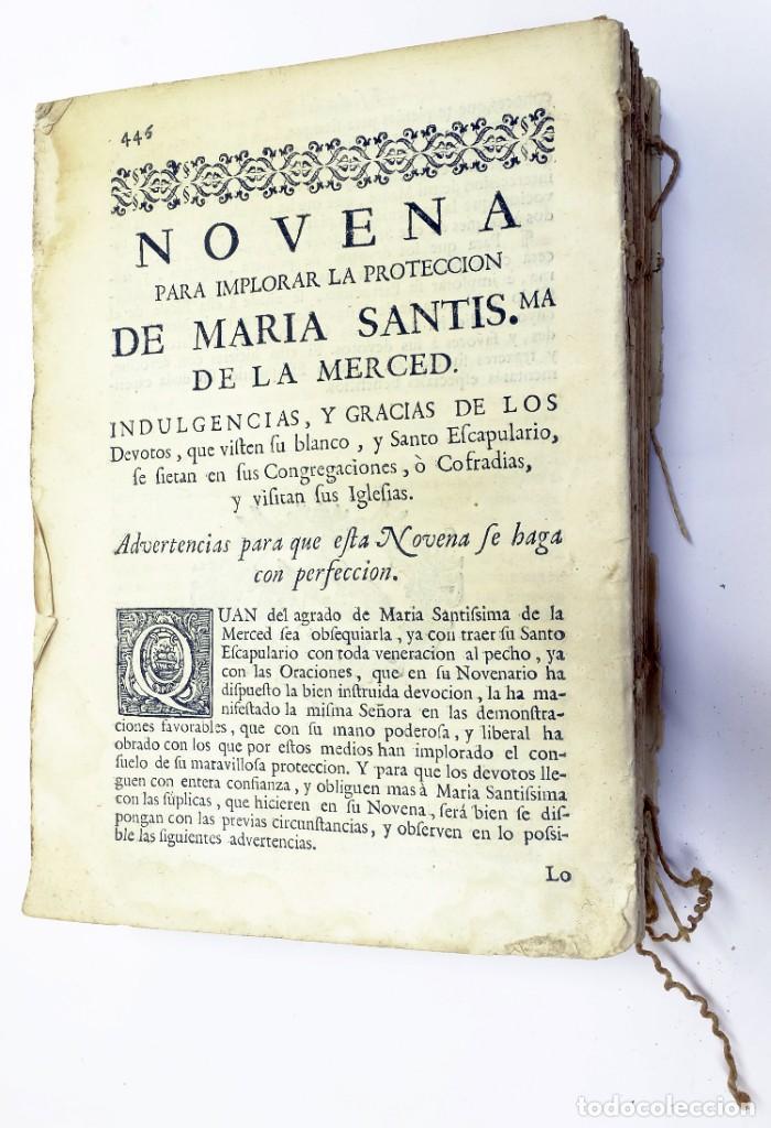 Libros antiguos: Siglos XVII y XVIII - Lote de 8 Libros semi-defectuosos ¡ALGUNAS PIEZAS ÚNICAS! ¡Algunos ilustrados! - Foto 23 - 215428051