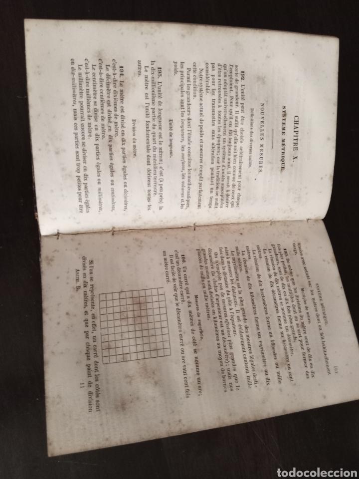 Libros antiguos: TRAITE DARITHMÉTIQUE - Foto 4 - 215459910
