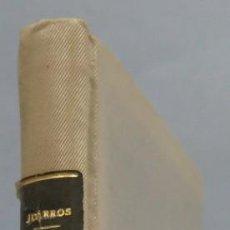 Libri antichi: LOS HORIZONTES DE LA PSICOANALISIS. JUARROS. Lote 215580761