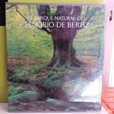 Libri antichi: PARQUE NATURAL SEÑORIO DE BERTIZ - NAVARRA. NUEVO. Lote 215768308