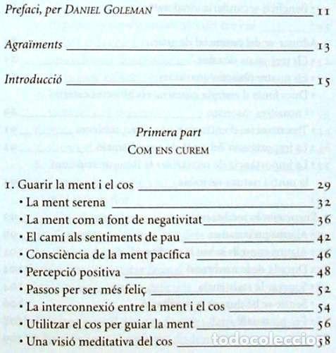 Libros antiguos: PLENITUD - EXERCICIS DE MEDITACIO - TULKU THONDUP - ED. HELIOS / VIENA 2003 - VER INDICE - Foto 3 - 216003150
