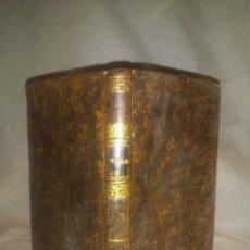 Libros antiguos: LECCIONES DE MORAL DE UN BUEN PADRE A SUS HIJOS - AÑO 1839 - I.PUSALGAS Y GUERRIS - FIRMADO.. Lote 216553048