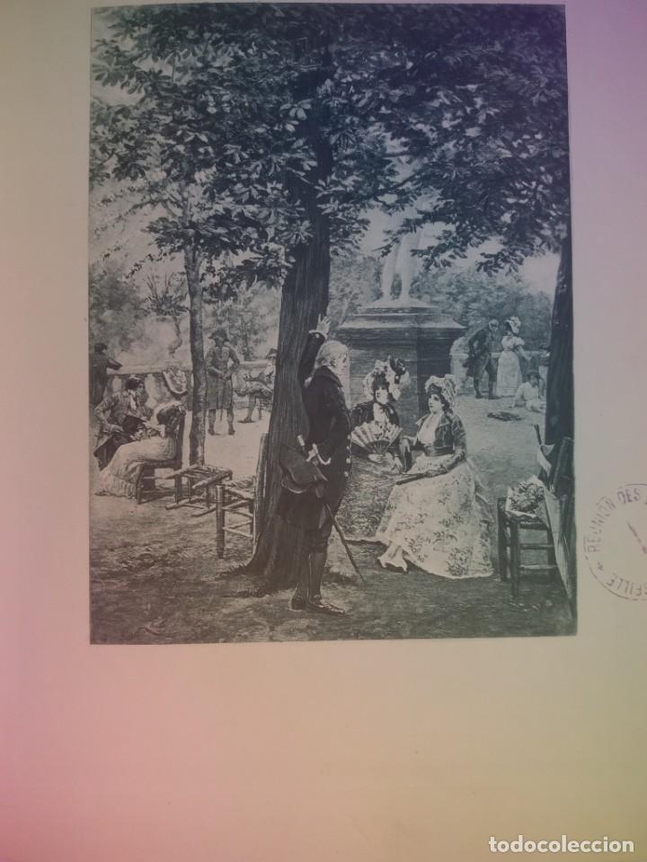 FLOREAL PRECIOSO Y EXTRAORDINARIO LIBRO UNICO EN TODOCOLECCION 1891 CASI 130 AÑOS (Libros Antiguos, Raros y Curiosos - Bellas artes, ocio y coleccionismo - Otros)