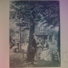 Libros antiguos: FLOREAL PRECIOSO Y EXTRAORDINARIO LIBRO UNICO EN TODOCOLECCION 1891 CASI 130 AÑOS. Lote 216600275