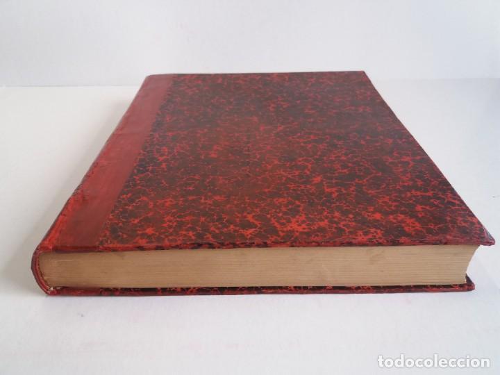 Libros antiguos: FLOREAL PRECIOSO Y EXTRAORDINARIO LIBRO UNICO EN TODOCOLECCION 1891 CASI 130 AÑOS - Foto 4 - 216600275