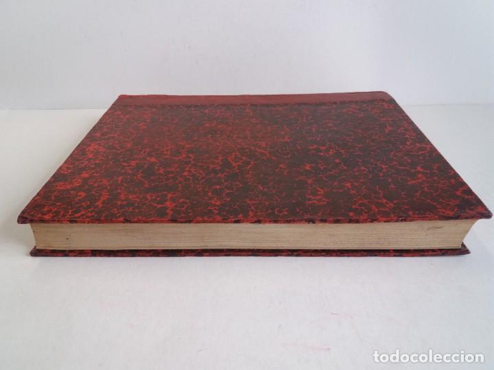 Libros antiguos: FLOREAL PRECIOSO Y EXTRAORDINARIO LIBRO UNICO EN TODOCOLECCION 1891 CASI 130 AÑOS - Foto 5 - 216600275