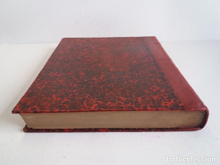 Libros antiguos: FLOREAL PRECIOSO Y EXTRAORDINARIO LIBRO UNICO EN TODOCOLECCION 1891 CASI 130 AÑOS - Foto 6 - 216600275