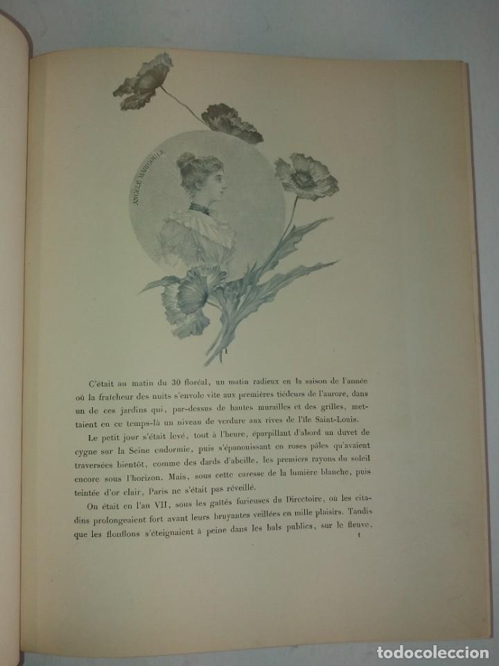 Libros antiguos: FLOREAL PRECIOSO Y EXTRAORDINARIO LIBRO UNICO EN TODOCOLECCION 1891 CASI 130 AÑOS - Foto 16 - 216600275