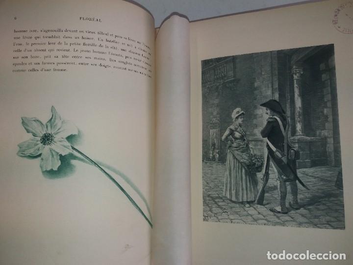 Libros antiguos: FLOREAL PRECIOSO Y EXTRAORDINARIO LIBRO UNICO EN TODOCOLECCION 1891 CASI 130 AÑOS - Foto 17 - 216600275