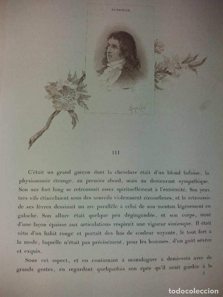 Libros antiguos: FLOREAL PRECIOSO Y EXTRAORDINARIO LIBRO UNICO EN TODOCOLECCION 1891 CASI 130 AÑOS - Foto 22 - 216600275