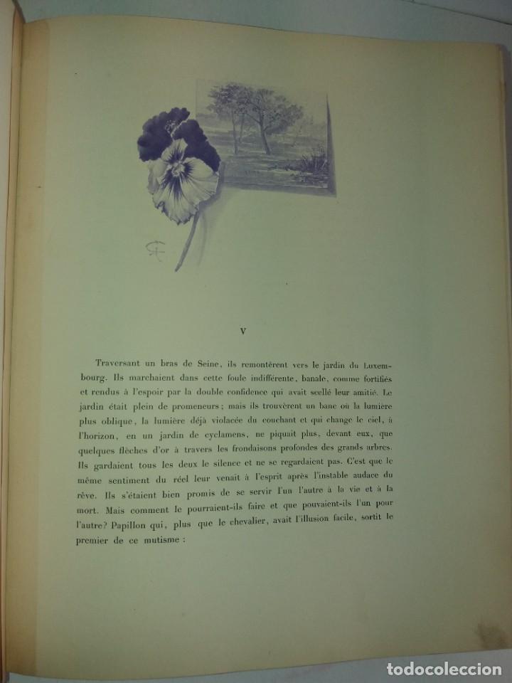 Libros antiguos: FLOREAL PRECIOSO Y EXTRAORDINARIO LIBRO UNICO EN TODOCOLECCION 1891 CASI 130 AÑOS - Foto 27 - 216600275