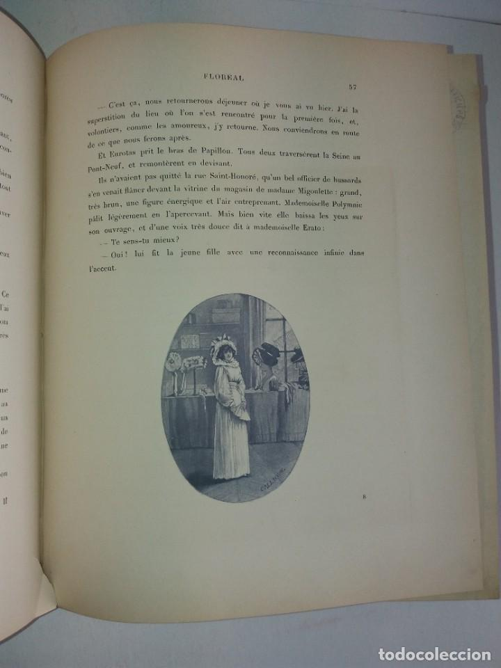 Libros antiguos: FLOREAL PRECIOSO Y EXTRAORDINARIO LIBRO UNICO EN TODOCOLECCION 1891 CASI 130 AÑOS - Foto 30 - 216600275