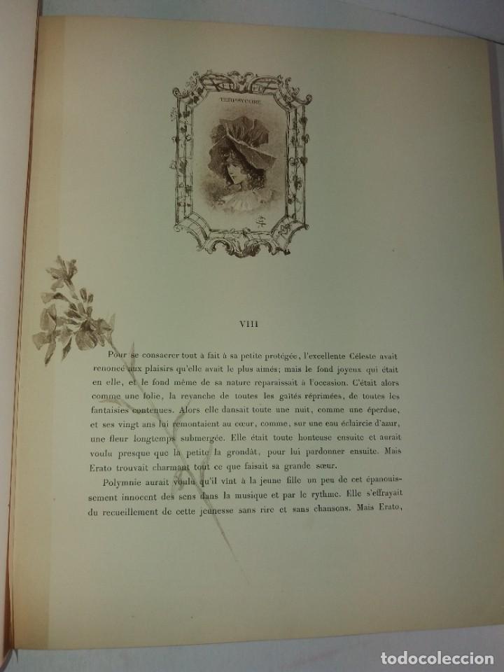 Libros antiguos: FLOREAL PRECIOSO Y EXTRAORDINARIO LIBRO UNICO EN TODOCOLECCION 1891 CASI 130 AÑOS - Foto 33 - 216600275
