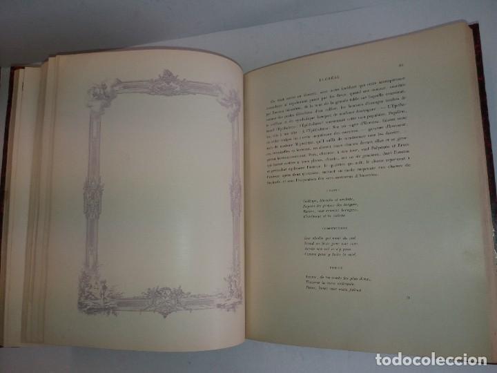 Libros antiguos: FLOREAL PRECIOSO Y EXTRAORDINARIO LIBRO UNICO EN TODOCOLECCION 1891 CASI 130 AÑOS - Foto 39 - 216600275