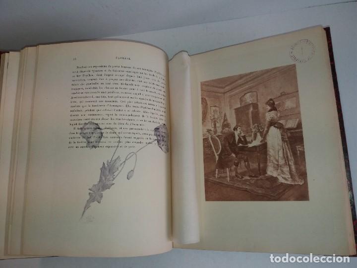 Libros antiguos: FLOREAL PRECIOSO Y EXTRAORDINARIO LIBRO UNICO EN TODOCOLECCION 1891 CASI 130 AÑOS - Foto 40 - 216600275